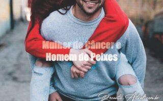 casal canceriana e pisciano no amor