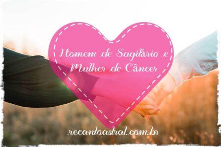 sagitariano e canceriana