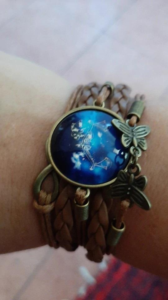comprar pulseira bracelete signos astrológicos constelações astrais