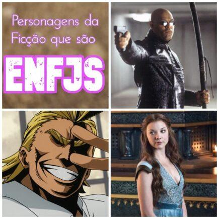 ENFJ personalidade protagonista mbti