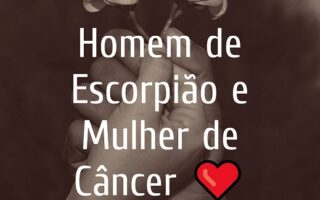 escorpiano e canceriana