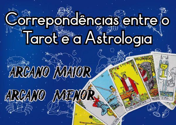 Taro e signos do zodíaco astrologia