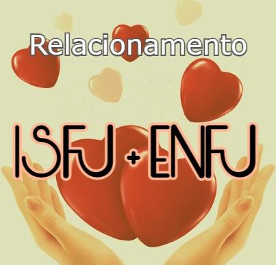combinação ISFJ ENFJ