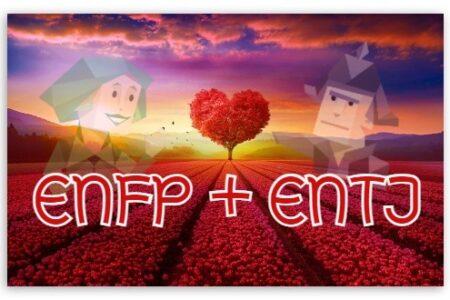 Relacionamento ENTJ - ENFP