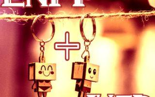 ENFP e INFP relacionamento